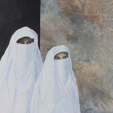 CHAUNCEY NELSON - 'Sisters of Faith'