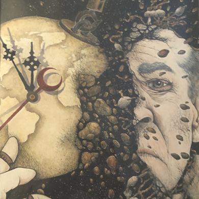 GEORGE STUART - 'On a Collision Course'