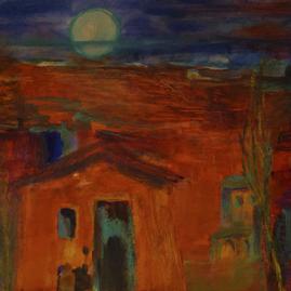 MARCELLA MOGLIA - 'Night in Wadi Rum'