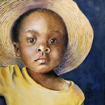 MARIAN WAGSTER - 'African Delight'