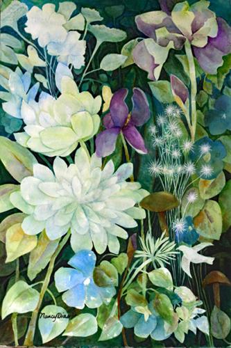 NANCY DIAS - 'Fantasy Garden'