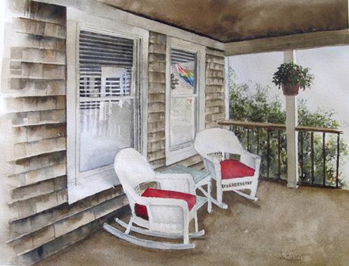 SANDI BAIER - 'Vacation Retreat'