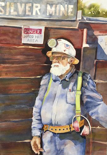 SUSIE SCHREIBER - 'The Last Miner'