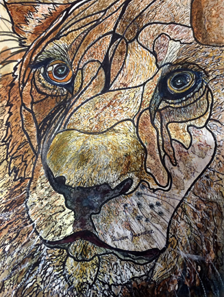 "SUSAN GREENLEE-MAMON - ""Tribute to Cecil"""