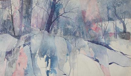 """CHAUNCEY NELSON - """"Winter Wonderland"""